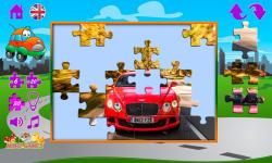 Puzzles Cars screenshot 5/6