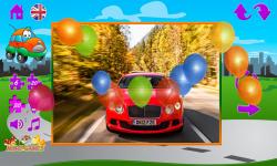 Puzzles Cars screenshot 6/6