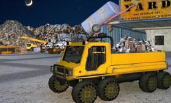 Junk Yard Truck Driver Parking screenshot 1/4
