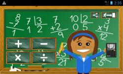 Maths Trainer screenshot 1/6