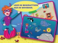 Juf Jannie-Letters leren lezen special screenshot 3/6