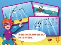 Juf Jannie-Letters leren lezen special screenshot 4/6