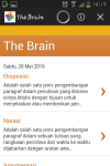 The Brain screenshot 1/6