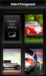 Cars Zipper Lock Screen screenshot 3/6