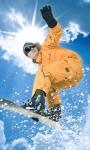 Snowboard Live Wallpaper screenshot 2/4