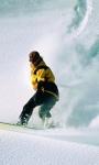 Snowboard Live Wallpaper screenshot 3/4