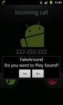 FakeAround screenshot 2/3