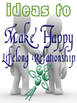 101 Ideas to Make Happy Lifelong Relationship screenshot 1/2