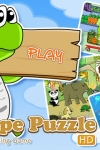 Shape Puzzle HD Free - Word Learning Game for Kids screenshot 1/1