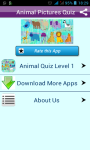 Preschool Kids Animal Quiz screenshot 1/4