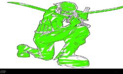 One Piece Coloring screenshot 3/3