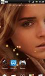 Emma Watson 3 Live Wallpaper SMM screenshot 3/3