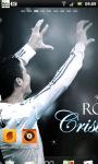 Cristiano Ronaldo Live Wallpaper 1 SMM screenshot 2/3