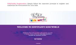 EddyPaddy Parental DashBoard screenshot 2/6