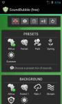 SoundBubble free screenshot 1/6