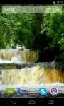 Waterfall HD Video Live Wallpaper screenshot 4/4