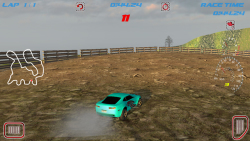 Offroad Rally Race screenshot 3/6
