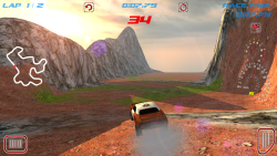 Offroad Rally Race screenshot 5/6