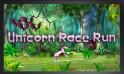 Unicorn Race Run  screenshot 1/3