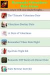 Romantic Valentines Date Ideas screenshot 2/3