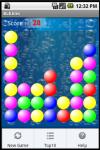 Bubbles Game screenshot 3/5