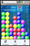 Bubbles Game screenshot 5/5