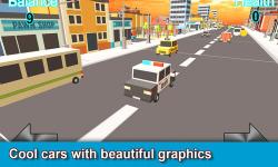 Blocky Highway Simulator screenshot 1/3