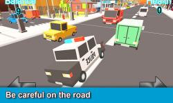 Blocky Highway Simulator screenshot 2/3