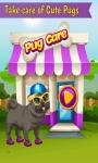 Pug Pet vet Doctor kids game screenshot 1/5