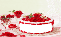 Birthday photo frame images screenshot 1/4