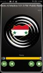 Radio FM Syria screenshot 2/2
