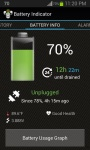 Battery Indicator and Widgets screenshot 1/6