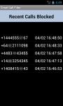CallFilterplus  screenshot 2/2
