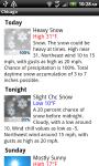 Forecast Now screenshot 2/6