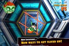 Falling Fred Z screenshot 2/5
