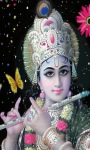 God Krishna Live Wallpape screenshot 1/3