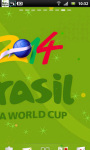 World Cup 2014 Live Wallpaper 4 screenshot 3/3