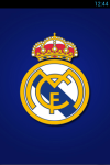 Real Madrid Logo Live Wallpaper screenshot 1/6