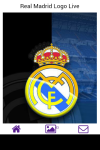 Real Madrid Logo Live Wallpaper screenshot 5/6