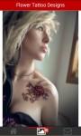Flower Tattoo Designs screenshot 3/4
