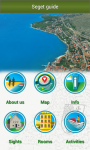 Seget - Travel guide screenshot 1/6