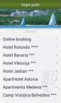 Seget - Travel guide screenshot 5/6