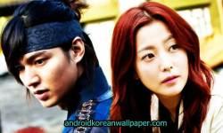 Korean Drama Faith Wallpaper screenshot 2/6