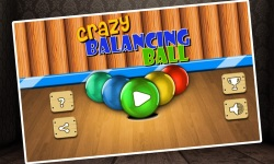 Crazy Balancing Ball screenshot 1/6