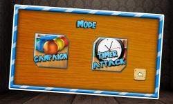 Crazy Balancing Ball screenshot 2/6