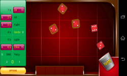 Yatzy Dice Mania Casino screenshot 2/5