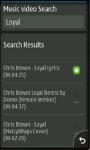 PlayerPro Music screenshot 1/1