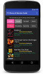 TV Shows and Movies Guide for Android screenshot 1/6