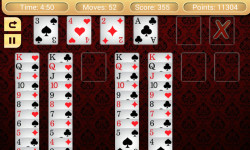 Solitaire Card Puzzel screenshot 1/3