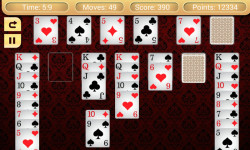 Solitaire Card Puzzel screenshot 2/3